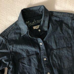 Madewell Denim Shirt | XS